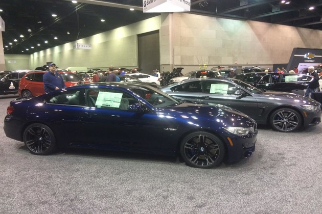 The Central Illinois Auto Show Returns To The Peoria Civic Center - Civic center car show