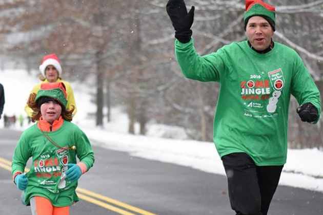 2018 Jingle Bell Run Peoria For The Arthritis Foundation Is This Saturday Downtown Peoria