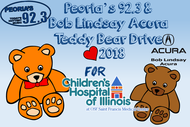 The Teddy Bear Drive is Back for 2018