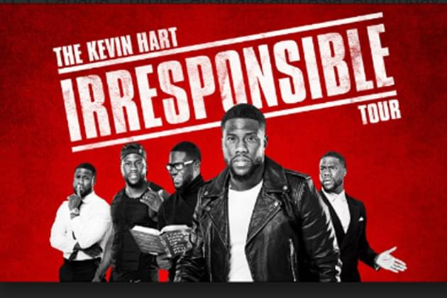 Kevin Hart Set To Take The Stage At The Peoria Civic Center April 26th [DETAILS]