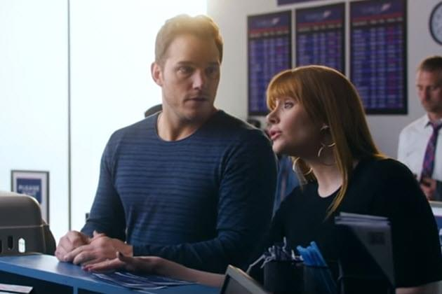 Chris Pratt and Bryce Dallas Howard Need an Emotional