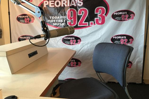 Want To Co-host The Morning Grind With ORyan on Peoria's 92.3? Here's Your Chance! [DETAILS]