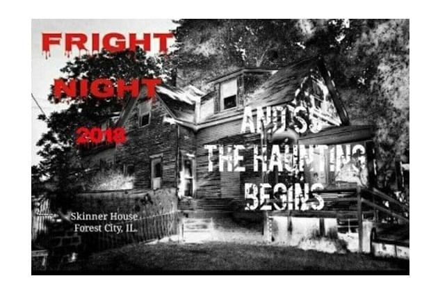 Get 2 Tickets For the Price of 1 at Forest City Fright Night!!! [SWEET DEAL]