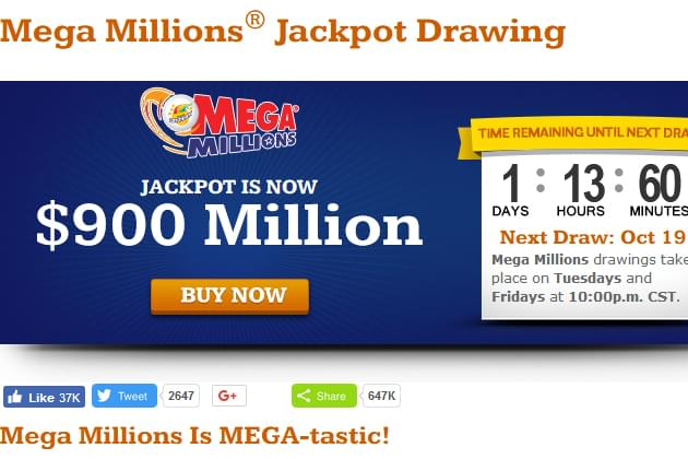 What Would You Do If You Won The $900 Million Mega Millions Jackpot?