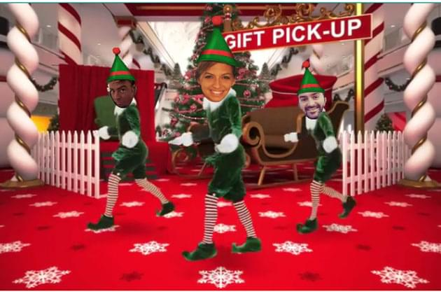Peoria's 92.3 Staff Have Part-Time Jobs As Elves [VIDEO]
