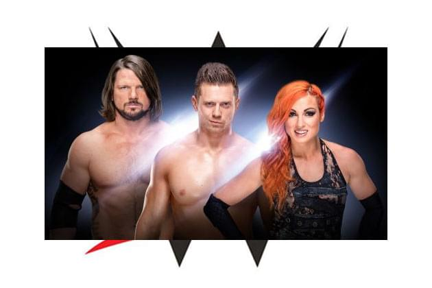 Front Row WWE Live: Road To Wrestlemania Tickets Up For Grabs On The Morning Grind [DETAILS]