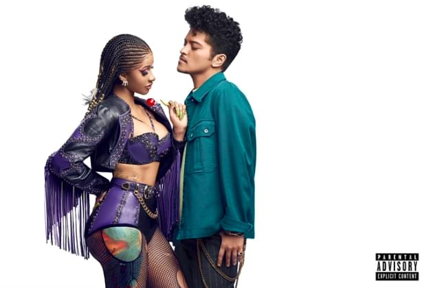 Cardi B and Bruno Mars Team Up For Super-Sexy Anthem 'Please Me' [AUDIO]