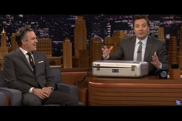 Jimmy Fallon Just Forced Spoilers out of Mark Ruffalo