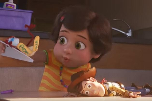 The Toy Story 4 Trailer is HERE!