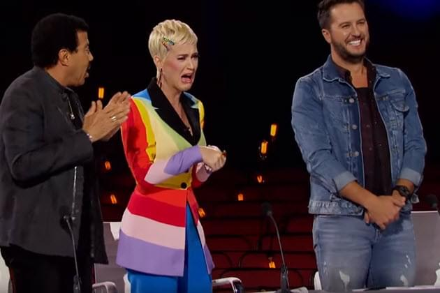 A Couple Got Engaged on American Idol and Katy Perry Was Not Okay