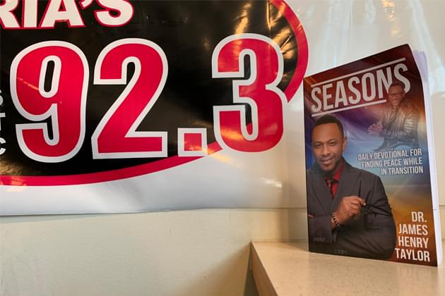 Living Rock Church Pastor Dr. James Henry Taylor Releases Book 'Seasons' [INTERVIEW]