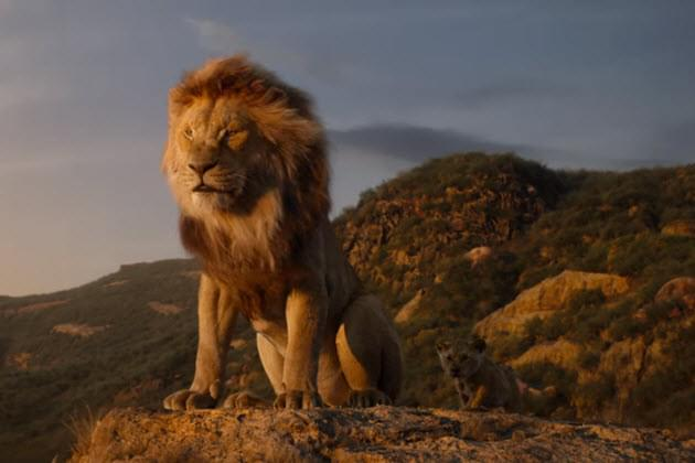 The New Lion King Trailer is HERE!