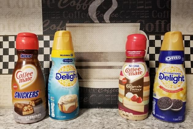 What is the best tasting coffee creamer?