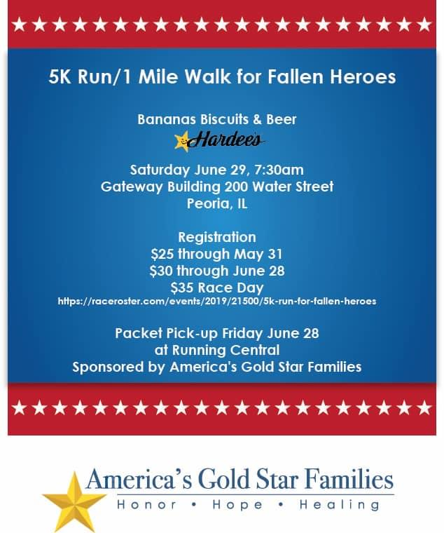 Run/Walk Event Info