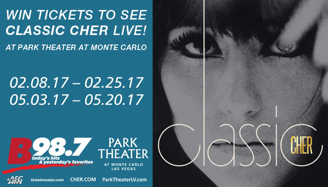Classic Cher live at Park Theater at Monte Carlo