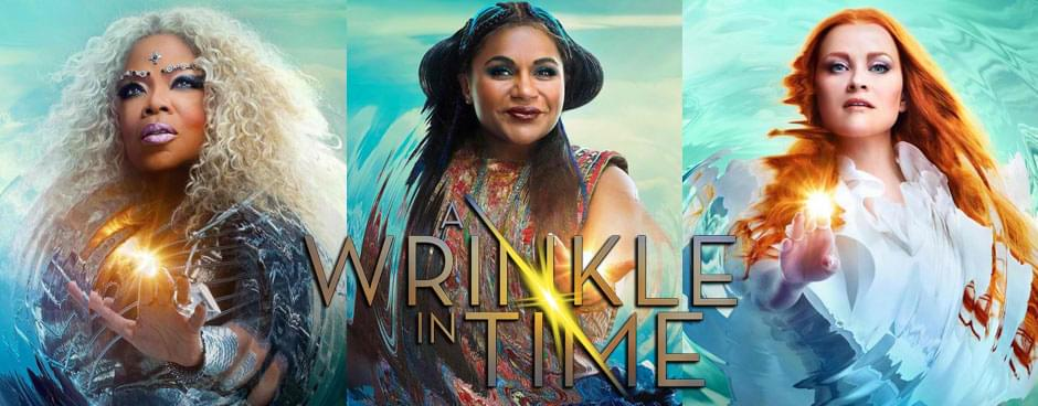 "Val's review of Disney's ""A Wrinkle In Time"""