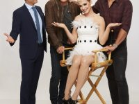 RYAN SEACREST, LIONEL RICHIE, KATY PERRY, LUKE BRYAN