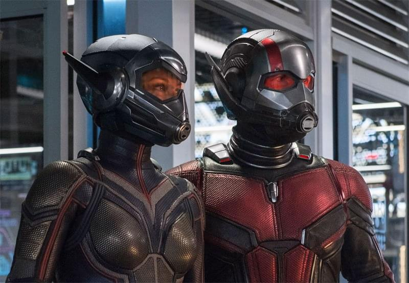 Your First Look ANT-MAN AND THE WASP opens in U.S. theaters on July 6, 2018