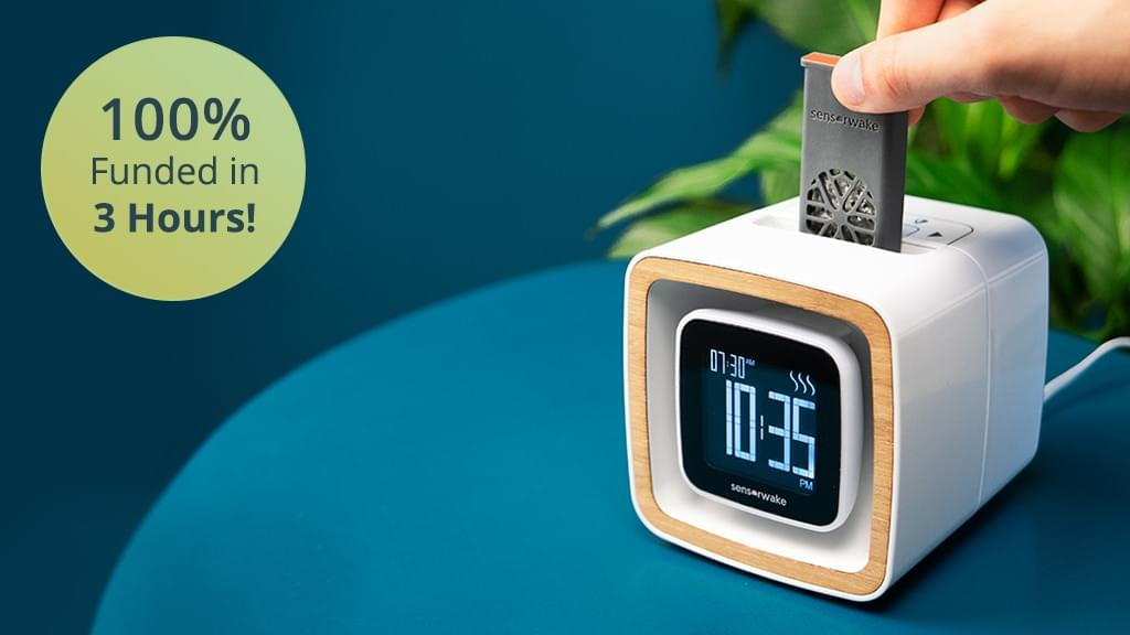 This Alarm Clock could save your sanity!
