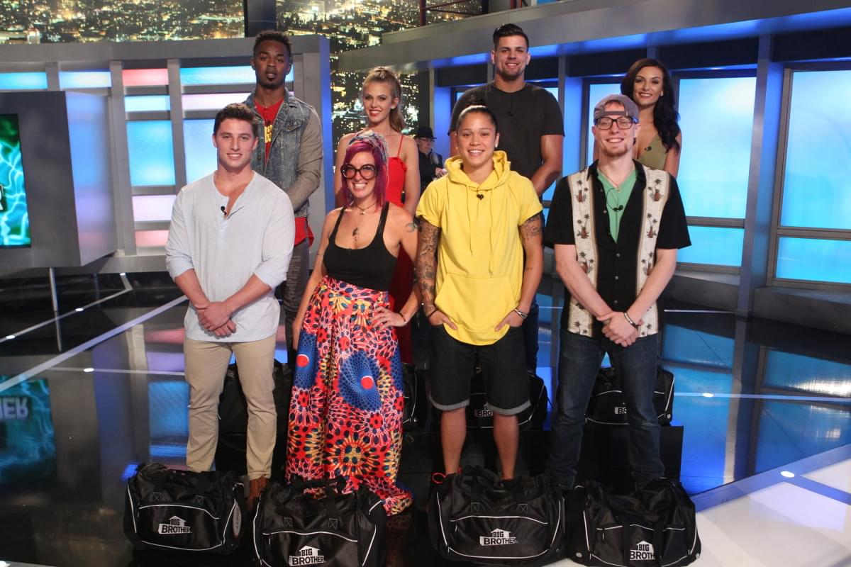 The first night back for Big Brother and Val's Pick Beats everyone!