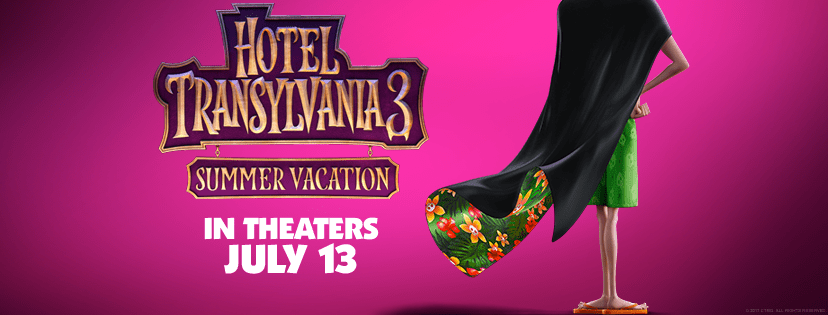 What To See With Val: Hotel Transylvania 3, Sorry To Bother You and Skyscraper