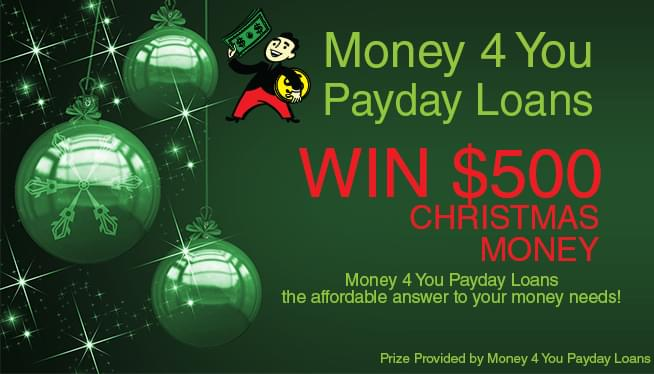 Money 4 You Christmas Money