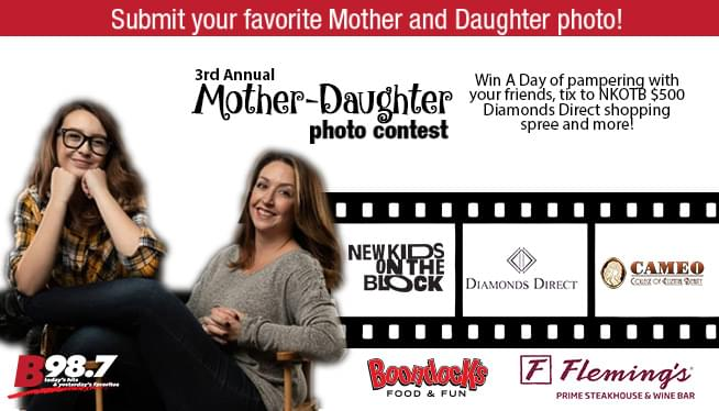 Mother Daughter Photo Contest