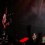 Angus Young Joins Guns N' Roses On Stage in Sydney