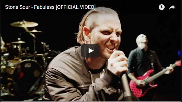 Stone Sour Unveil Video for New Song 'Fabuless,' Reveal 'Hydrograd' Album Details  Read More: Stone Sour Unveil 'Fabuless' Video + 'Hydrograd' Album Details