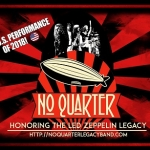 Win Tix to No Quarter at the Depot on October 20th From KBER 101