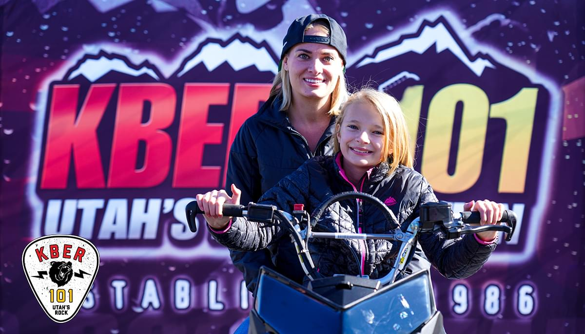 Bad in Black Snowmobile Winner