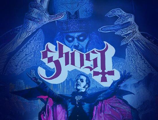 Win Tix to Ghost at the Maverik Center on September 28th From KBER 101
