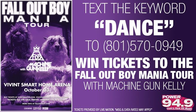Fall Out Boy 654 text2win KENZ