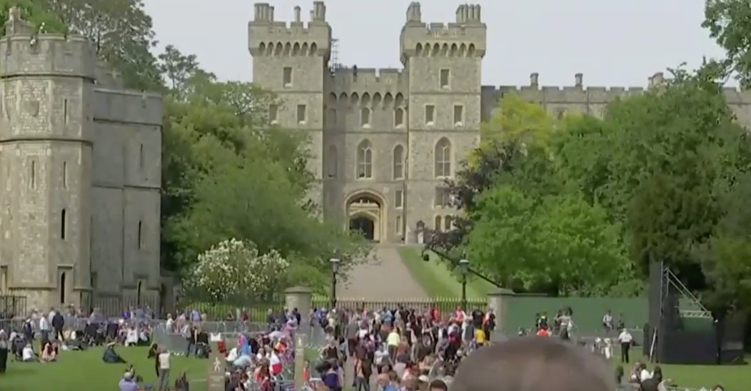 Behind the Windsor Castle Walls: Inside the Last Day Before the Royal Wedding