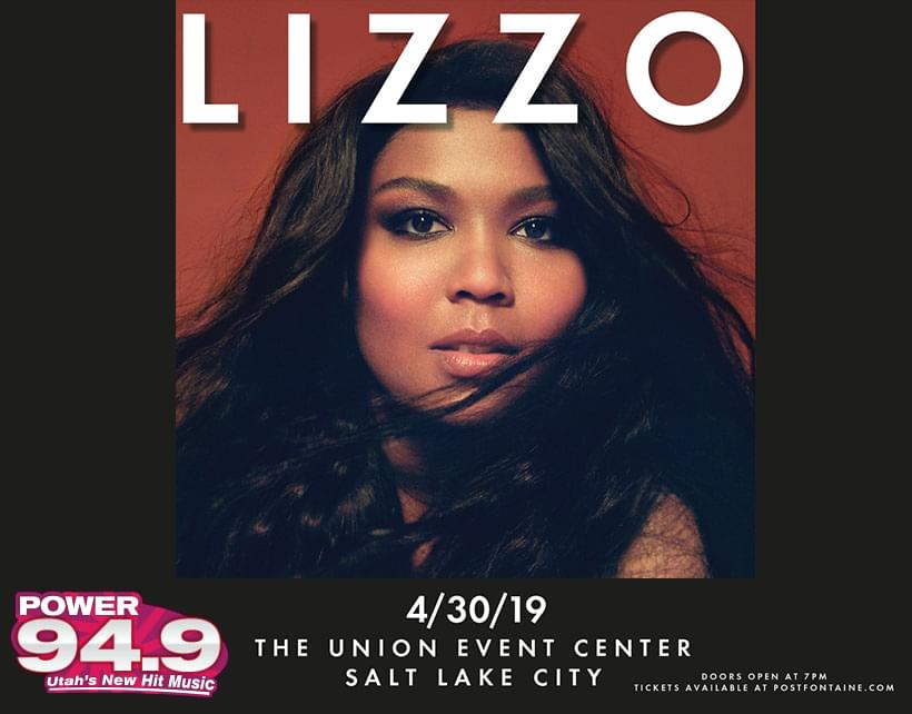 Win Tix to Lizzo at the Union on April 30th from POWER 94.9