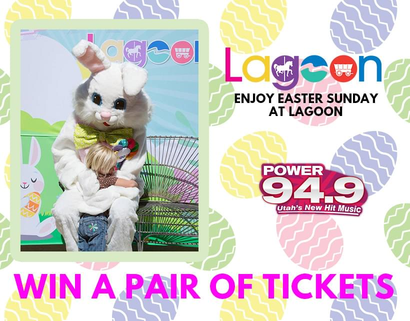 Win 2 Passes to Lagoon From POWER 94.9