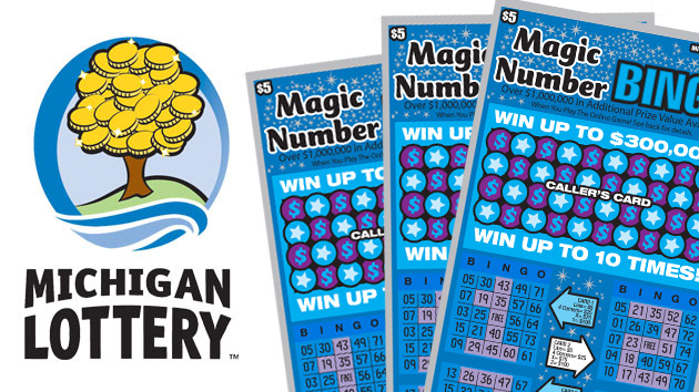 Contest – Michigan Lottery – Magic Number Bingo | wdvd-fm