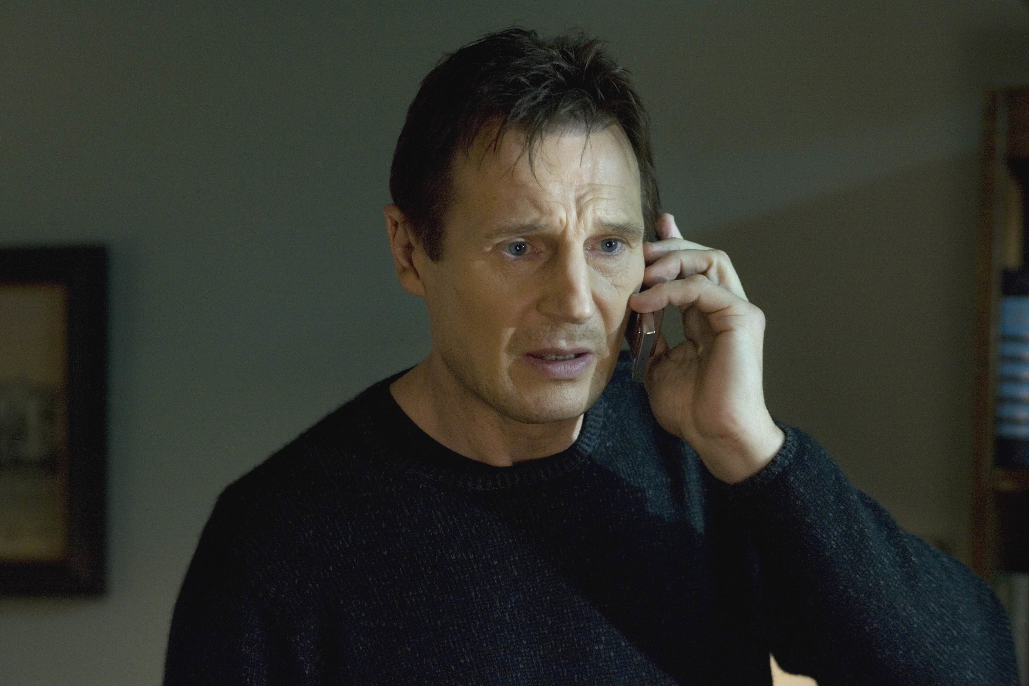 Liam Neeson might be 'Taken' a break from action movies ...