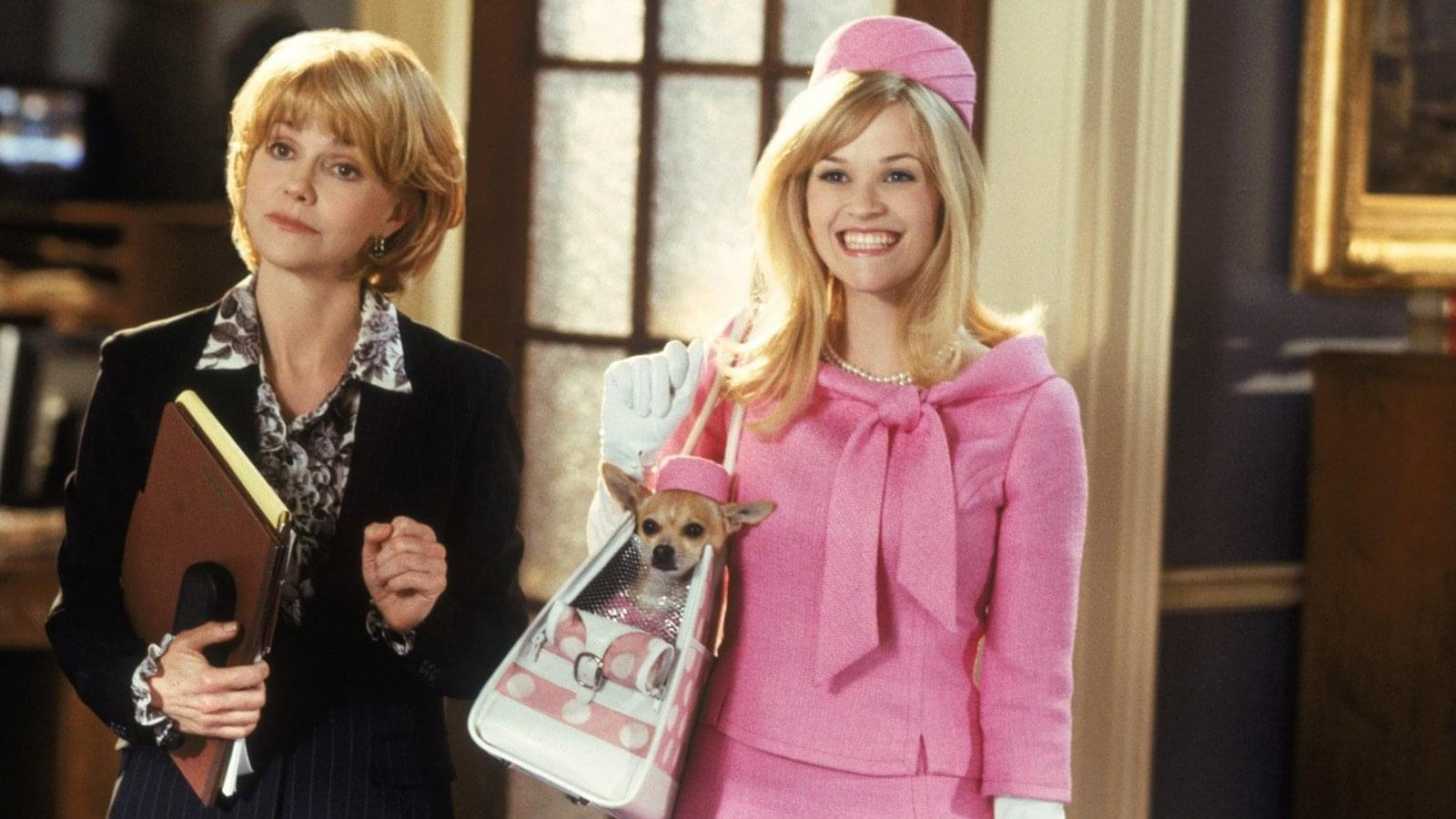 'LEGALLY BLONDE 3' IS OFFICIALLY HAPPENING