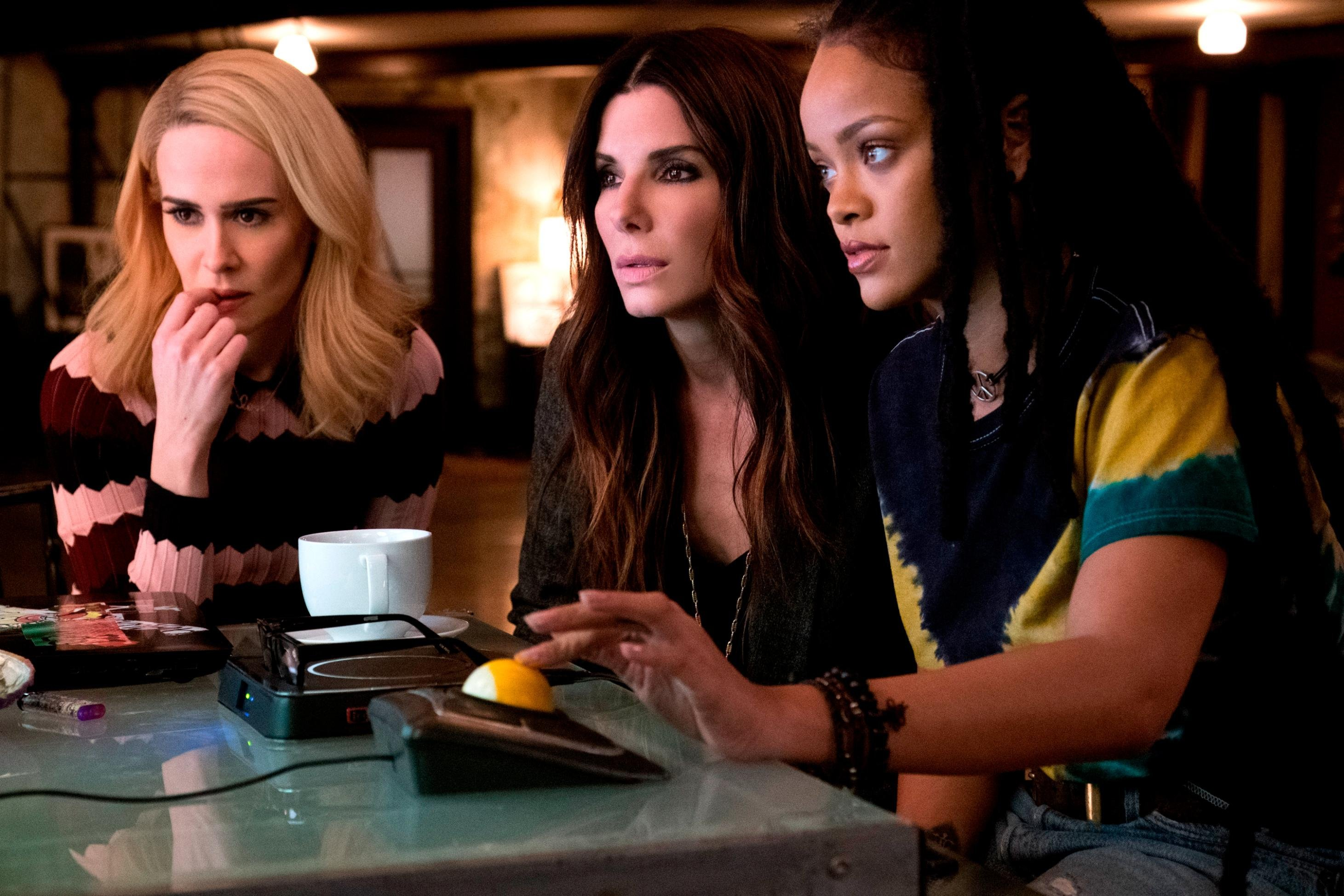'OCEAN'S 8' DELIVERS PLAYFUL ALL-FEMALE SPIN ON HEIST CAPER