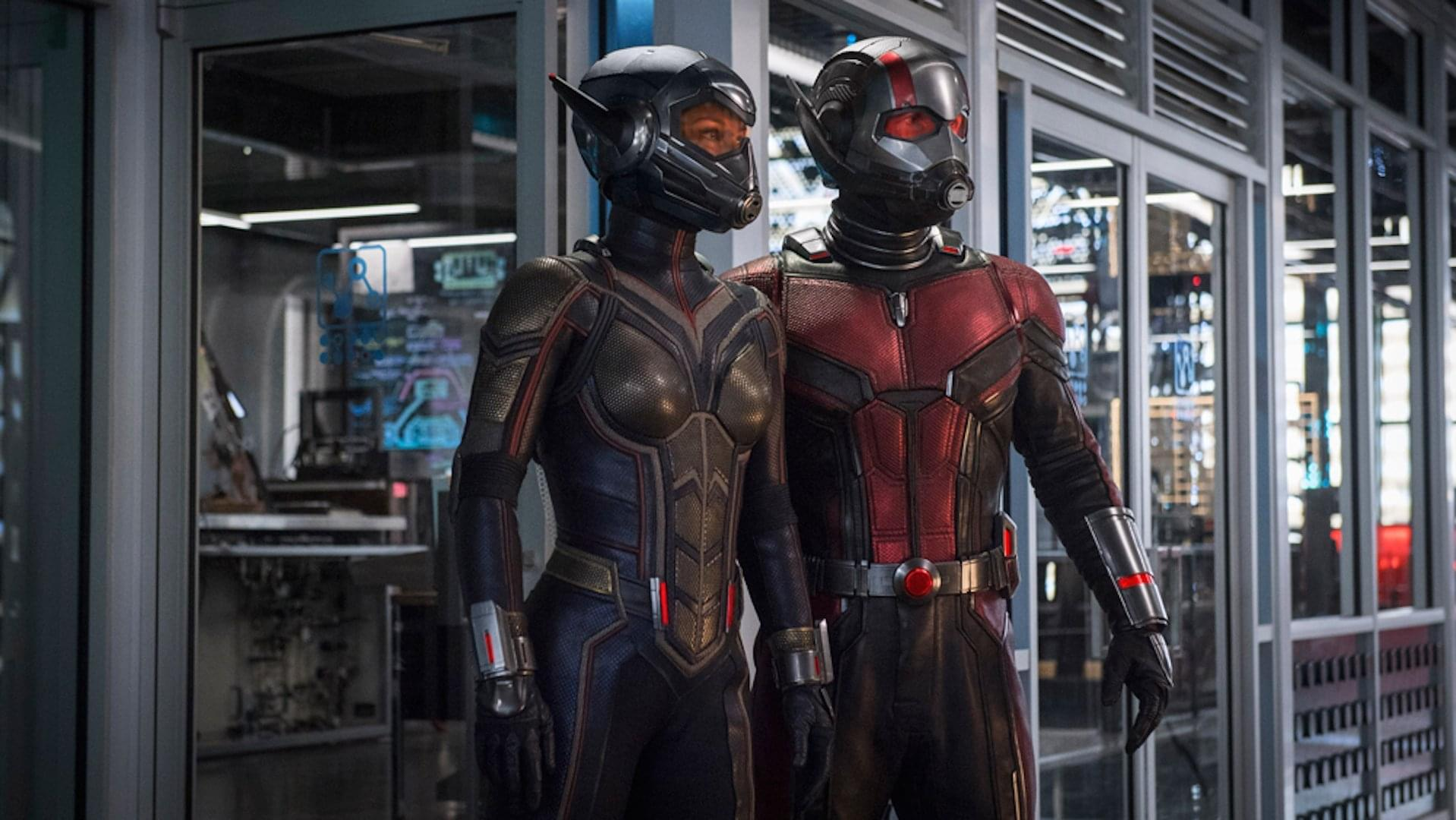 AT THE MOVIES:  'ANT-MAN AND THE WASP'