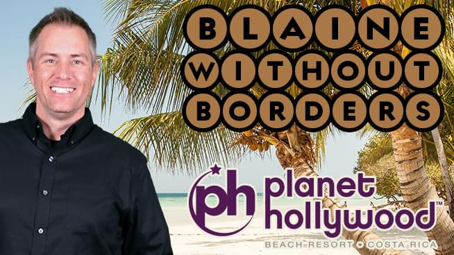 Blaine Without Borders