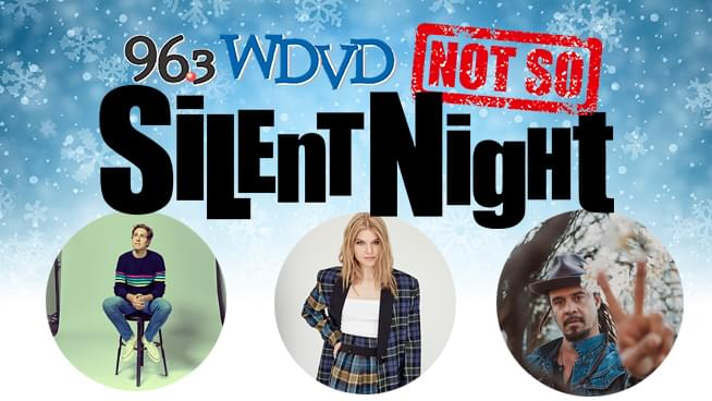 96.3 WDVD's NOT So Silent Night