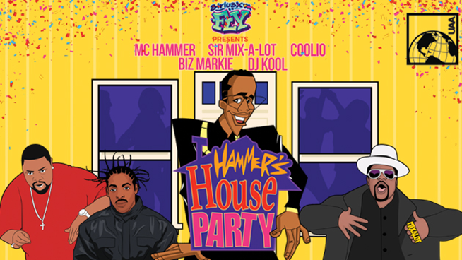 Hammer's House Party – July 26