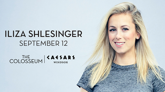 Iliza Shlesinger – September 12