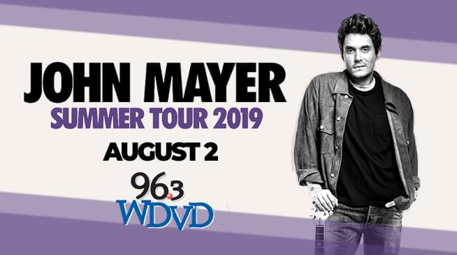 Play True or False to see John Mayer!