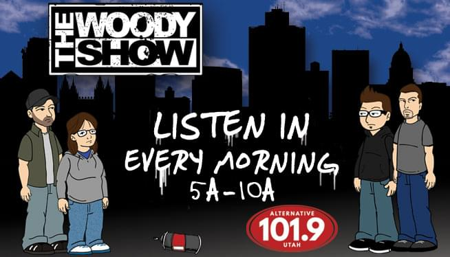 Introducing THE WOODY SHOW!