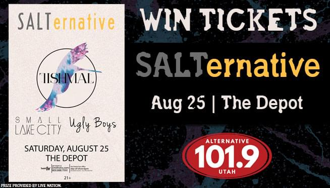 Win Tix to Salternative at the Depot on August 25th!