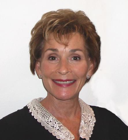 Bench Please: Judge Judy is Moving to Newport