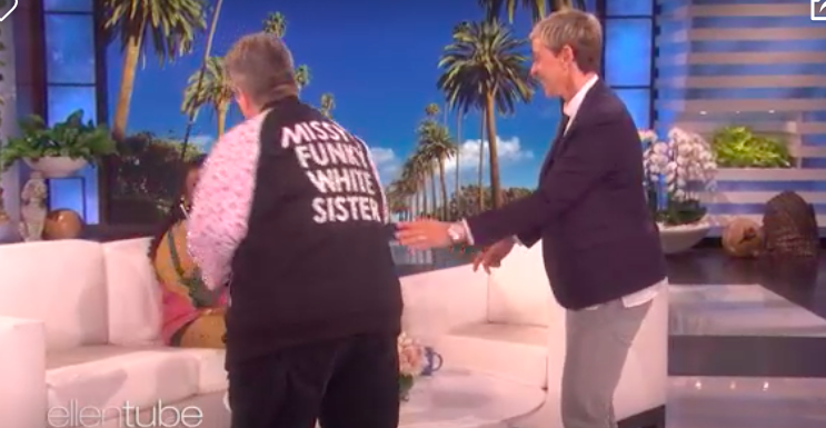 Mary Halsey Meets Missy Elliot on the Most Epic Ellen Episode